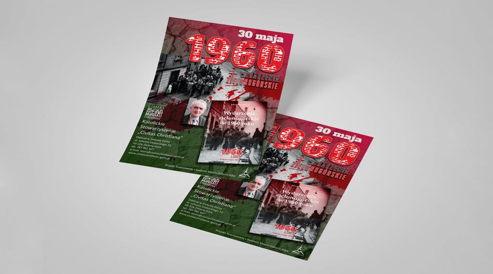 plakat b2 kreda130g wydarzenia zielonogorskie