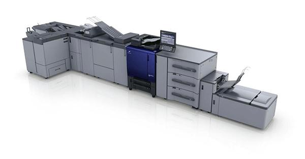 druk cyfrowy - park maszynowy